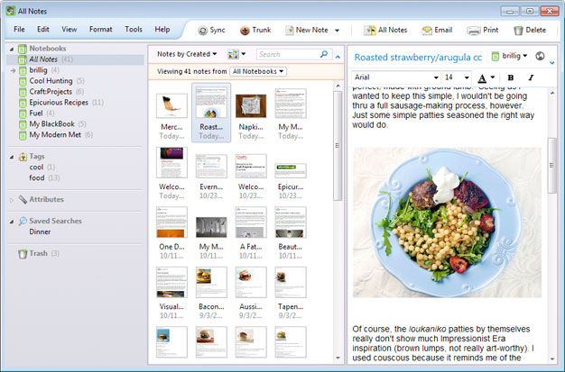 Evernote for Mac : FilesBear