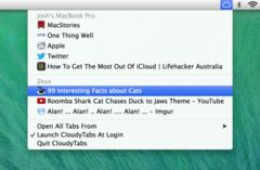 download CloudyTabs mac