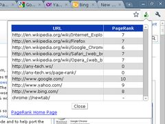 download PageRank for Google Chrome mac
