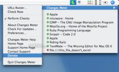 download Changes Meter mac