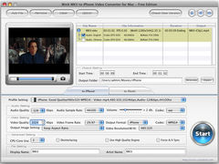 download WinX MKV to iPhone Converter for Mac mac