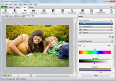 download PhotoPad Photo Editing Software Free mac