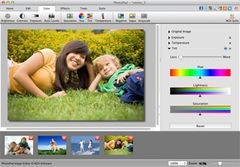 download PhotoPad Free Photo Editing for Mac mac