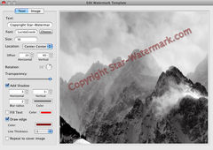 download Star Watermark for Mac mac