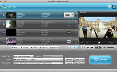 download Aiseesoft Free MXF Converter for Mac mac