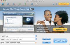 download Leawo Free Mac Video Converter mac