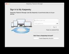 download Kaspersky Password Manager for Mac mac