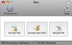 download MEO Free File Encryption for Mac mac