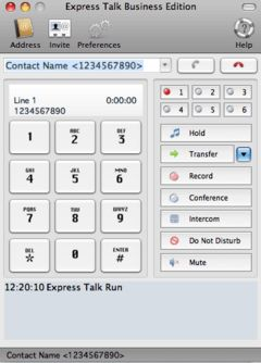 download Express Talk Free VoIP Softphone for Mac mac