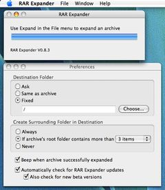 download RAR Expander mac