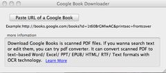 download Free Google Books Downloader for Mac mac