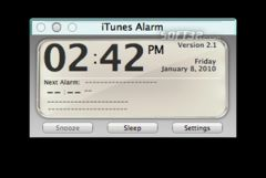 download iTunes Alarm mac
