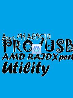 Asus M4A89GTD PRO AMD RAIDXpert Treiber Herunterladen