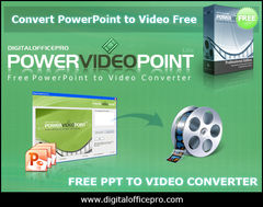 download Free PowerPoint to Video Converter