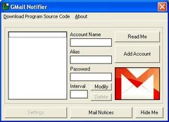 download Google Mail Notifier