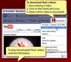 download FlashCatch