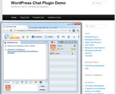 download Wordpress Chat Extension