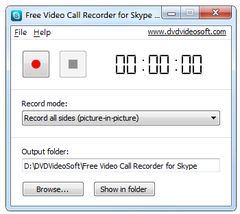 download Free Video Call Recorder for Skype