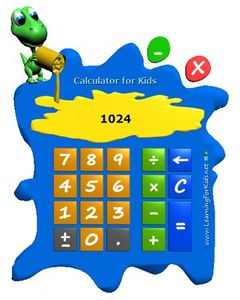 download Calculator for Kids