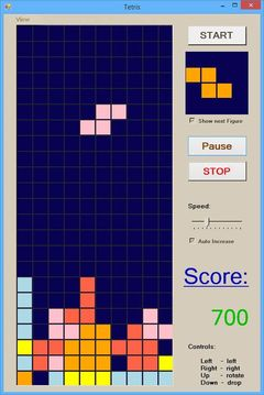 download Simple Tetris
