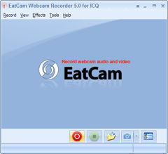 download EatCam Webcam Recorder for ICQ
