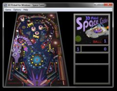 download Microsoft 3D Pinball - Space Cadet