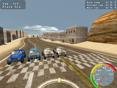 download Pickup Racing Madness