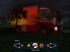 download Night Truck Racing