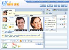 download Joomla Chat Module for 123 Flash Chat