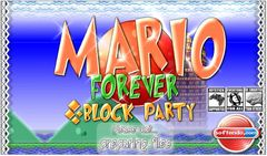 download Mario Forever: Block Party