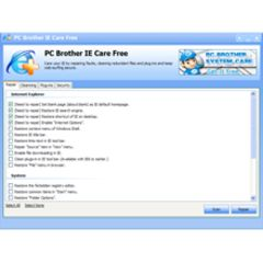download PC Brother IE Care