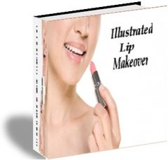 download Illustrated Lip Makeover