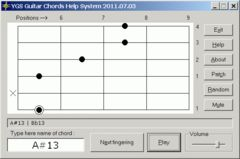 download YGS Guitar Chords Help System