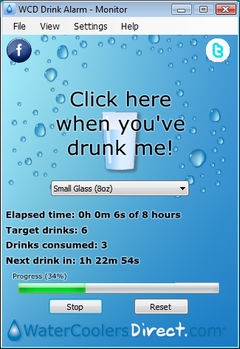 download WCD Drink Alarm