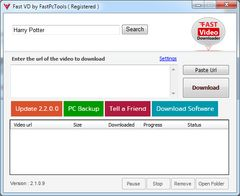 download Fast Video Downloader
