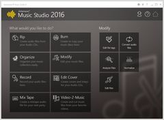 download Ashampoo Music Studio 2016