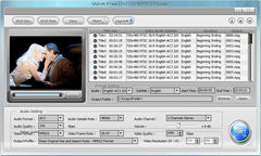 download WinX Free DVD to MPEG Ripper