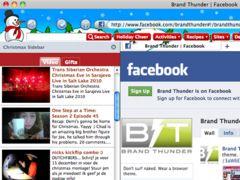 download Christmas Theme for Internet Explorer