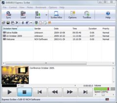 download Express Scribe Free Transcription Player