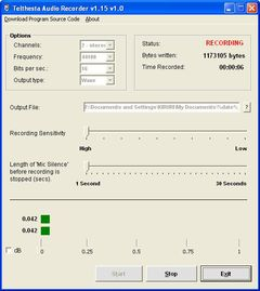 download Xes Sound Recorder