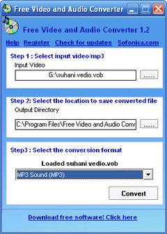 download Sofonica Video and Audio Converter