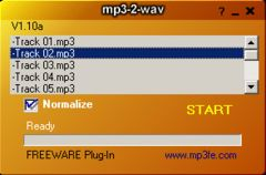 download mp3-2-wav converter