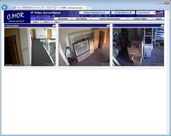 download C-MOR IP Video Surveillance VM Software