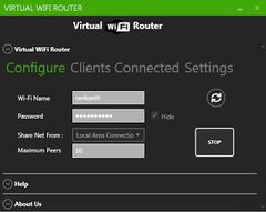 download Virtual WiFi Router