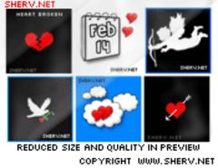 download Valentine MSN Display Pictures