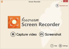 download Icecream Screen Recorder