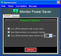 download Monitor Power Saver