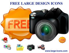 download Free Large Design Icons