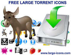 download Free Large Torrent Icons