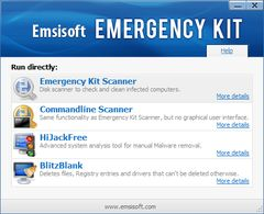 download Emsisoft Emergency Kit